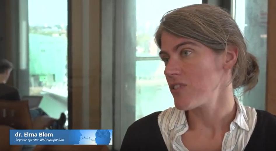 Symposium Verschillend Taalvaardig: interview met Elma Blom