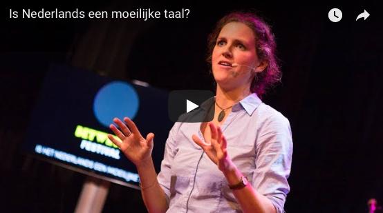 Inspirerend college over de Nederlandse Taal