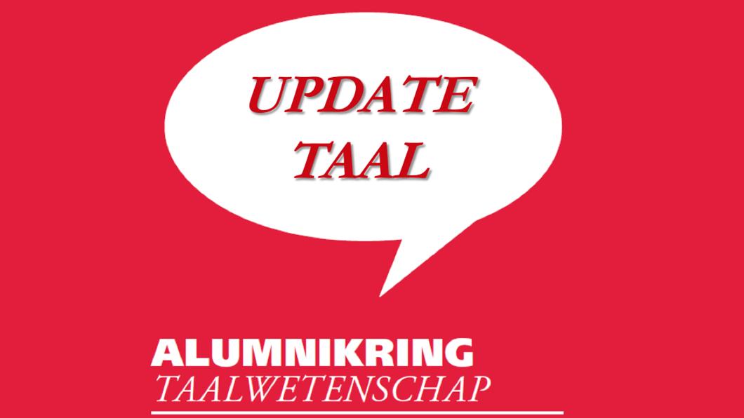 Update Taal: 6 november
