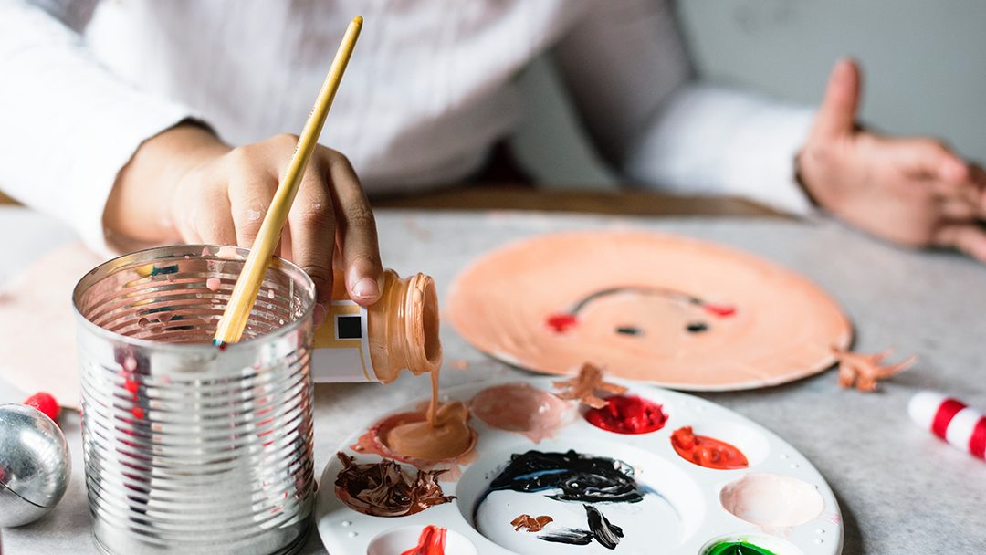 De verwerking van taal in het brein van jonge kinderen met een TOS