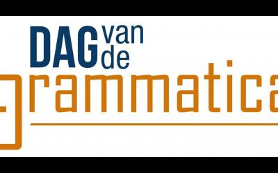 Dag van de Grammatica 2019: sneakpreview
