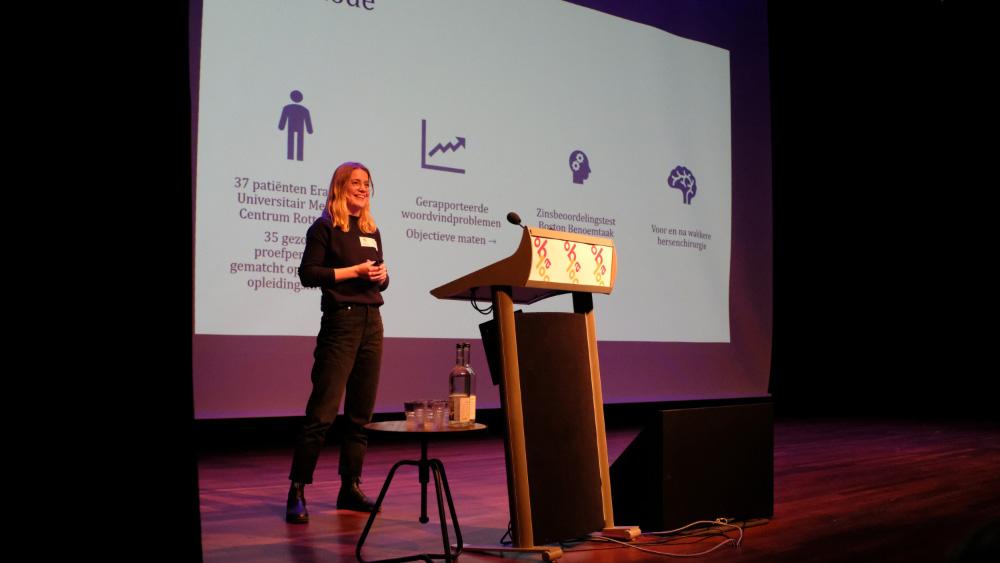 Saskia Mooijman wint WAP-scriptieprijs 2019-2020