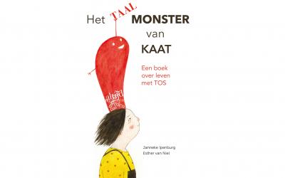 Boekverloting: Het taalmonster van Kaat