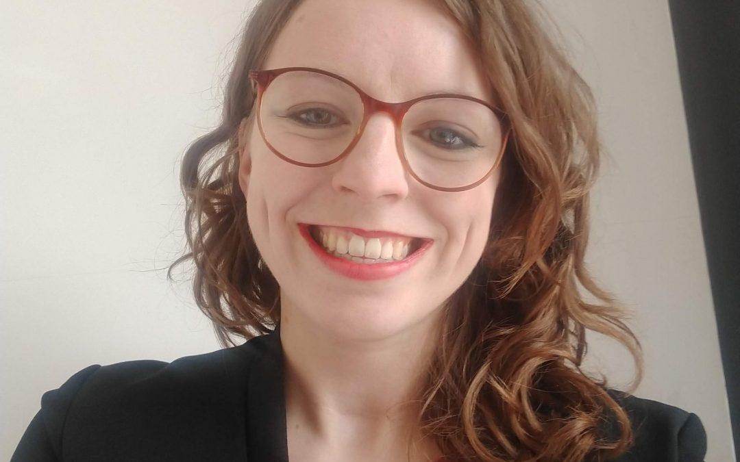 WAP-lid in beeld: Anne-Mieke Thieme